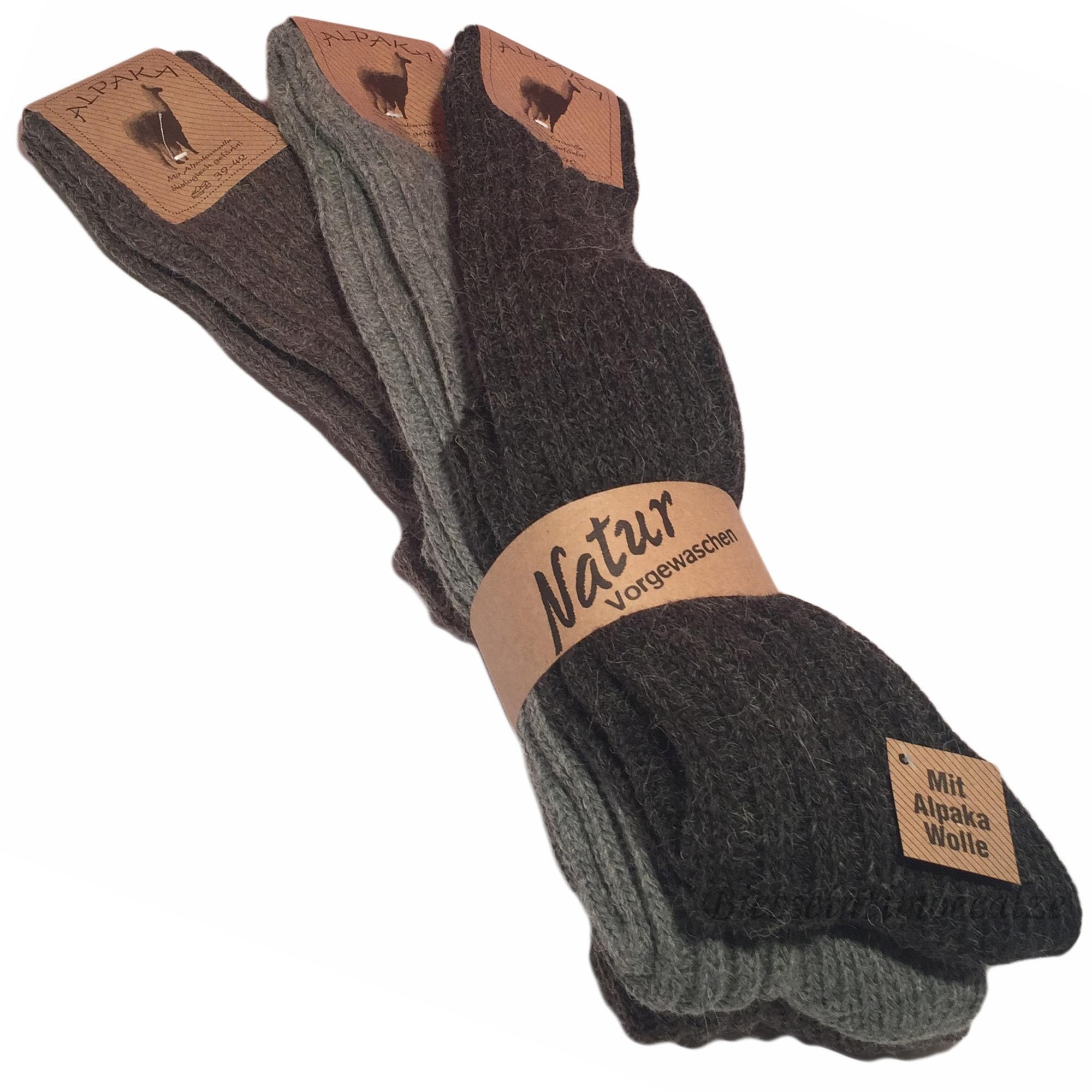 Confezione da 6 Da Uomo Calzini Di Lana Termici Caldi Invernali Lavoro Boot Escursionismo Calze-Lavoro Sock